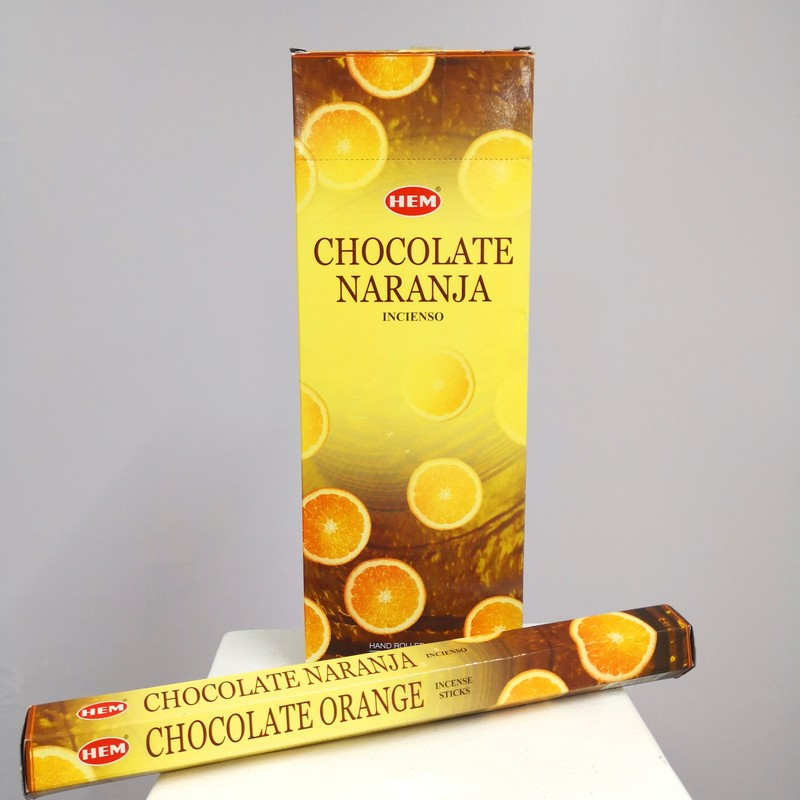 "Благовония Sarathi ""Orange Chocolate. Апельсин шоколад"""